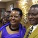 mini-TAA Executive Offices Mrs. Alice Katenta and Mr. Patrick Mpanju