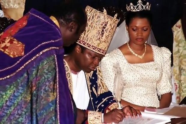 Queen Sylvia of Buganda Called to serve Speech by HRH The Nnabagereka Buganda