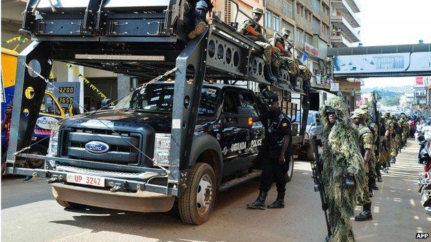 bbc uganda