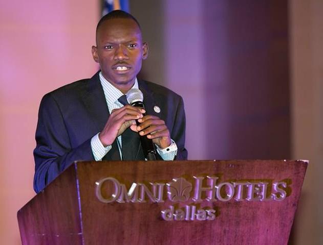 Brian M. Kwesiga President Ugandan North American Association - UNAA.