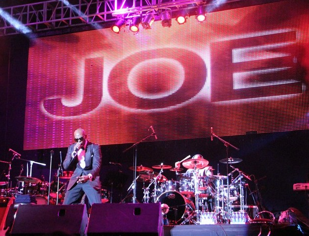 Joe Live at the Nile Gold Jazz Safari