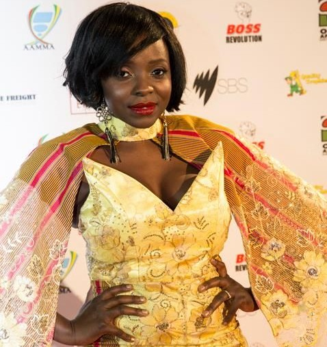 Afro Australia Awards Honor Ugandan Fashion Designer Humanitarian Suzan Mutesi Welcome To The Ugandan Diaspora News Online