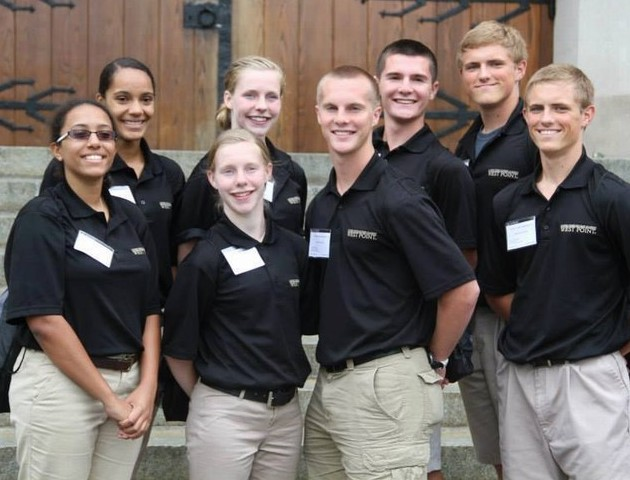 Summer Leaders's seminar  at West Point.