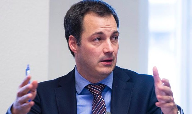 The Belgian International development Minister Alexander De Croo has suspended 11 million euros' worth of aid for Uganda