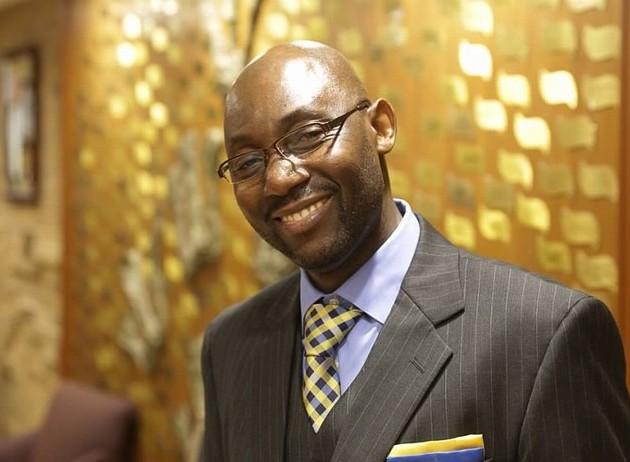mini-TAA Chairman, Albert Bakasara Kazooba