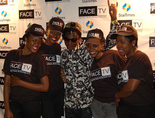 the Face studio