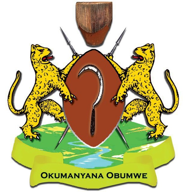 """Okumanyana n'obumwe"", the words on the International Community for Banyakigezi (ICOB) logo trans-literally mean 'knowing each other/one another and unity'."