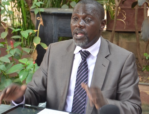 Dr. Abed Bwanika PDP Presidential Candidate For 2016 Elections