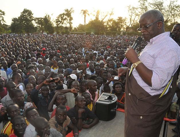 Mbabazi-speaks