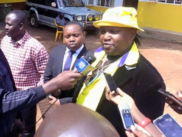 City Musician Daniel Kazibwe, also known as Ragga Dee, beats NRM strongman Francis Babu for Kampala Mayoral Primary Race -- Kazibwe garnered 16,816 votes against Babu's 8,802.