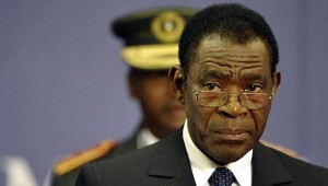 President Teodoro Obiang Nguema of Equatorial Guinea - The world's longest serving President.