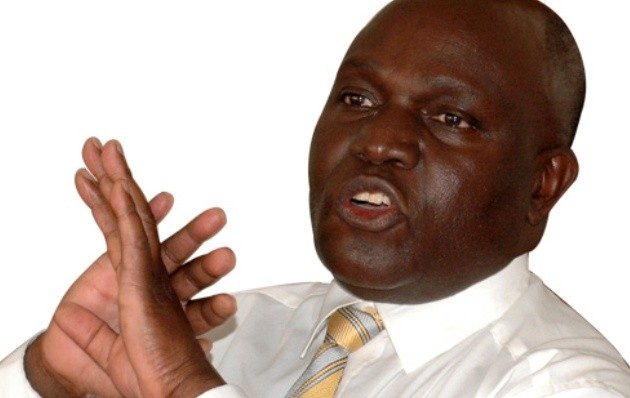 Dr Chrispus Kyonga has been appointed new Uganda's ambassador to China